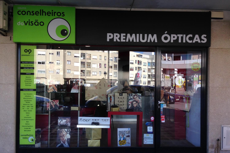 e47c37e8b52ca Loja V. N. Gaia — Coimbrões – Premium Ópticas